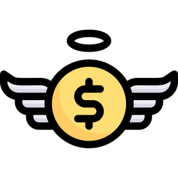 Coin angel Icon