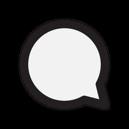 Comment Logo Icon
