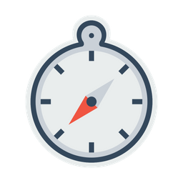 Compass, Direction, Device, Find, Location, Navigation Icon