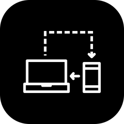 Computer, Connection, Connectivity, Internet, Mobile, Network, Synchronization, Sync Icon