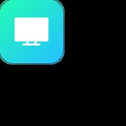 Computer, PC, Screen, Laptop Icon