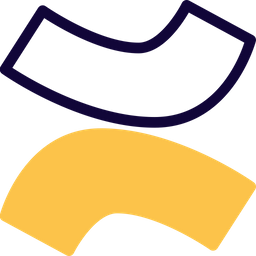 Confluence Colored Outline  Logo Icon