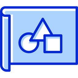 Construction Colored Outline Icon