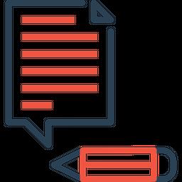 Content, Management, Seo, Tools, Optimization, Document, Edit Icon