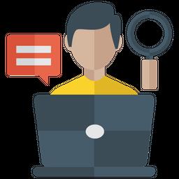 Content Search Icon