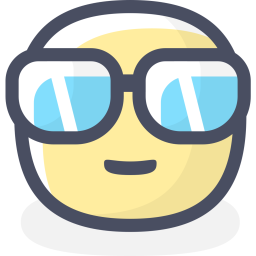 Cool Emoji Icon