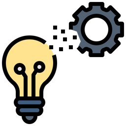 Creative Idea Icon Of Colored Outline Style Available In Svg Png Eps Ai Icon Fonts