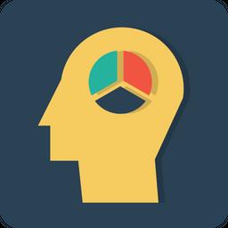 Creative, Man, Idea, Statics, Analysis, Performance, Seo Icon png