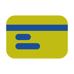 Credit Card Icon Of Flat Style Available In Svg Png Eps Ai Icon Fonts
