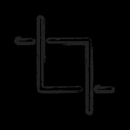 Crop Logo Icon