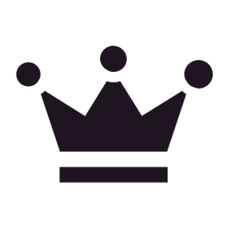 Crown Icon Of Glyph Style Available In Svg Png Eps Ai Icon Fonts