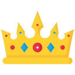 Crown Icon Of Flat Style Available In Svg Png Eps Ai Icon Fonts