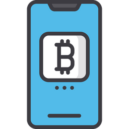 Cryptocurrency app Icon