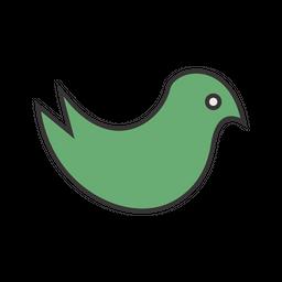 Cuite Bird Icon