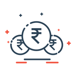 Currency, Financial, Money, Price, Indian, Rupee, Finance Icon png