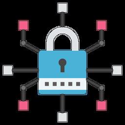 Cyber Flat Icon