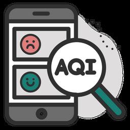 Data AQI Icon