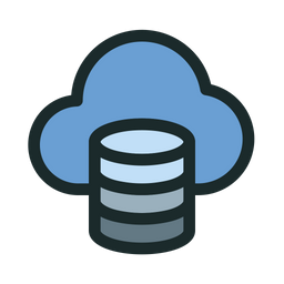 Data Backup Icon Of Colored Outline Style Available In Svg Png Eps Ai Icon Fonts