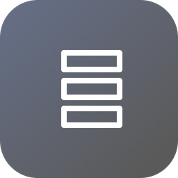 Database, Db, Storage, Data, Server Icon