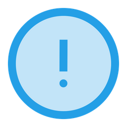 Denied, Remind, Notice, Info, No, Way Icon