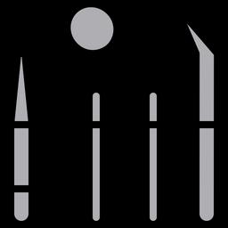 Dentist tools Icon