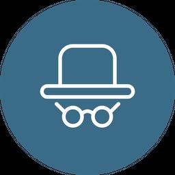 Detective, Crime, Scene, Detector, Personal, Agent Icon