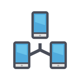 Device Group Network Icon