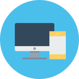 Device, Management, Mobile, Computer, SEO, Tool, Analyze Icon