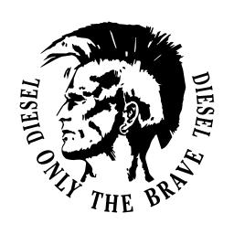 Diesel Logo Icon