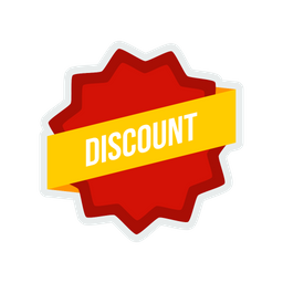 Discount, Label, Tag, Sale, Offer, Online, Shopping Icon