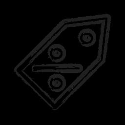 Discount tag Logo Icon