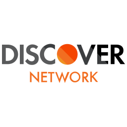 Discover network Flat  Logo Icon