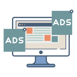 Display, Advertising, Seo, Tool, Optimization, Popup, Ads Icon
