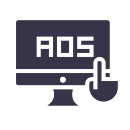 Display, Device, Ads, Advertising, Advertisement, Seo, Tool, Optimization Icon