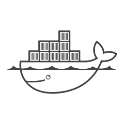 Docker Icon Of Glyph Style Available In Svg Png Eps Ai Icon Fonts