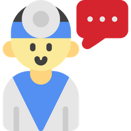 Doctor Chat Icon