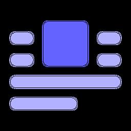 Document-layout Flat Icon