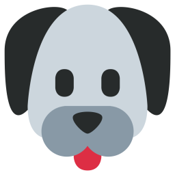 Dog Icon Of Flat Style Available In Svg Png Eps Ai Icon Fonts
