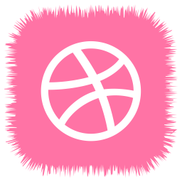 Dribble Icon png