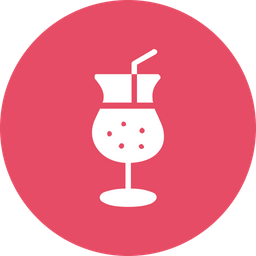 Drink Glyph Icon