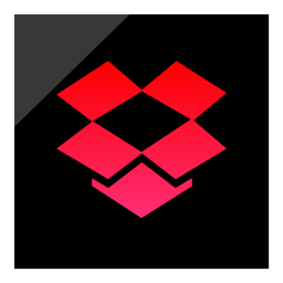 Dropbox Logo Icon