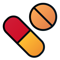 drug icon of gradient style available in svg png eps ai icon fonts available in svg png eps ai icon fonts