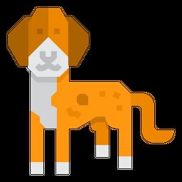 Dunker Dog Icon