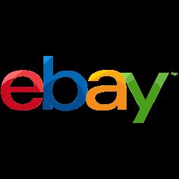 Ebay Flat  Logo Icon