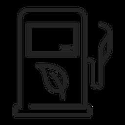Ecofuel Line Icon