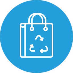 Ecology, Environment, Ecofreindly, Recycle, Bag, Carrybag Icon