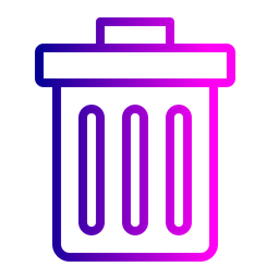Ecology, Environment, Recycle, Trash, Delete, Clean, Dustbin Icon png