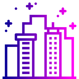 Ecology, Environment, Smart, City, Building, Clean Icon png