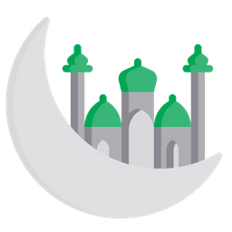 Eid Night Icon
