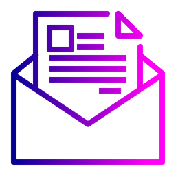 Email, Marketing, Letter, Envelope, Newsletter, Seo, Campaigns Icon